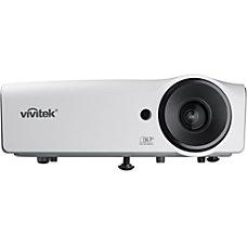 Vivitek D555 3D Ready DLP Projector