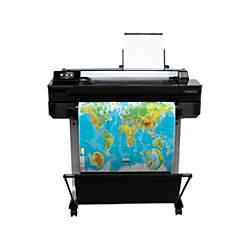 "HP Designjet Wireless Color 36"" Inkjet Large Format Printer, T520"