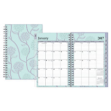 Blue Sky Fashion WeeklyMonthly Planner 5