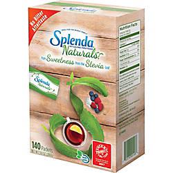 Splenda Naturals Stevia Sweetener Stevia Flavor