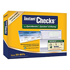 VersaCheck Instant Checks Software And Business