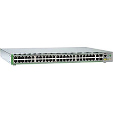 Allied Telesis AT FS970M48 Ethernet Switch