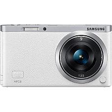Samsung NXF1 205 Megapixel Mirrorless Camera