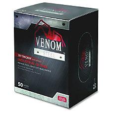 Medline Venom Disposable Premium Nitrile Gloves