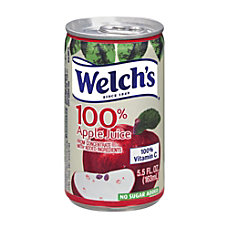 Welchs Apple Juice 55 Oz Case