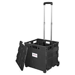 Office Depot Brand Mobile Folding Cart