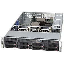 Supermicro SuperChassis SC825TQ R500WB System Cabinet