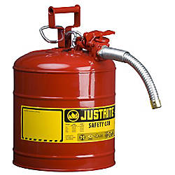 Justrite Type II Safety Can For