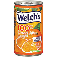 Welchs Orange Juice 55 Oz Case