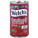 Welchs Cranberry Cocktail 55 Oz Case