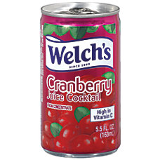Welchs Cranberry Cocktail 55 Oz Case