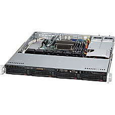 Supermicro SuperChassis SC813MTQ R400CB System Cabinet