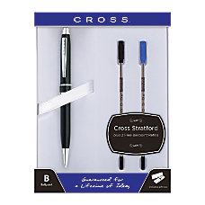 Cross Stratford Ballpoint Pen Medium Point