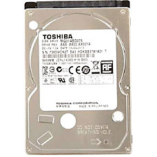 Toshiba 750 GB 25 Internal Hard