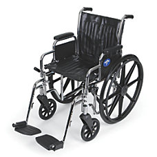 Medline Excel 2000 Wheelchair 20 Seat