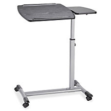 Lorell Laptop Mobile Caddy 38 Height
