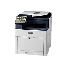 Xerox WorkCentre 6515DNI Laser Multifunction Printer
