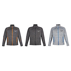 Flux M lange Fleece Jacket Mens