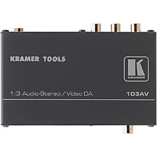 Kramer 103AV Video Splitter