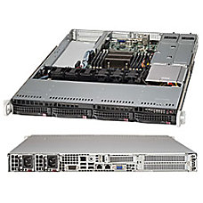 Supermicro SuperChassis SC815TQ R700WB System Cabinet