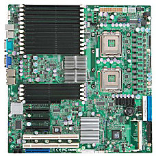 Supermicro X7DWN Server Motherboard Intel 5400