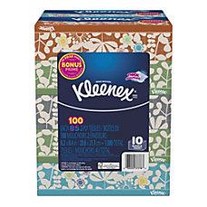 Kleenex Everyday 2 Ply Facial Tissues