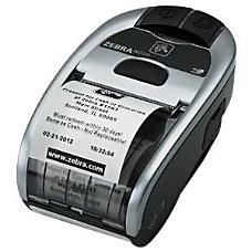 Zebra iMZ220 Direct Thermal Printer Monochrome