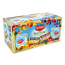 DelMonte Fruit Burst Squeezers Variety Pack
