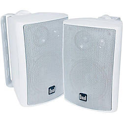Dual LU43PW 50 W RMS Speaker - 3-way - White