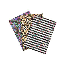Nicole Miller Flexible Paper Notebooks 5