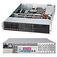 Supermicro SuperChassis SC213LT 600LPB System Cabinet