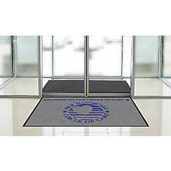 Indoor Logo Nylon Floor Mat Landscape