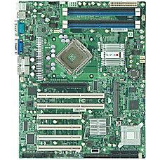 Supermicro X7SBA Desktop Motherboard Intel Chipset