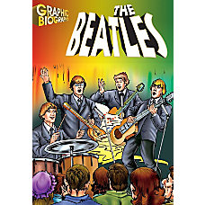 Saddleback Graphic Biography The Beatles