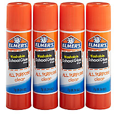Elmers Washable School Glue Sticks 024