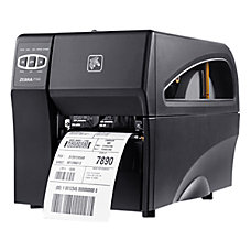 Zebra ZT220 Direct ThermalThermal Transfer Printer