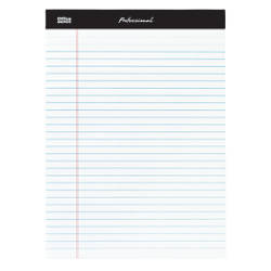 Office Depot Brand Perforated Pad 8