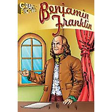 Saddleback Graphic Biography Benjamin Franklin