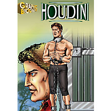 Saddleback Graphic Biography Houdini