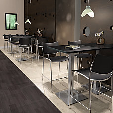 Mayline Bistro Table Bar Height Square