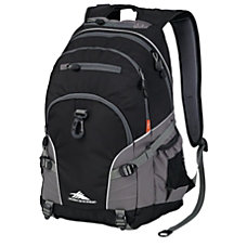 HIGH SIERRA Loop Backpack BlackCharcoal