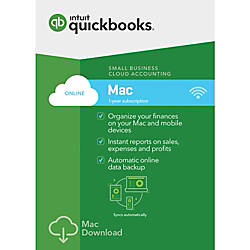 QuickBooks Mac 2017 Download Version