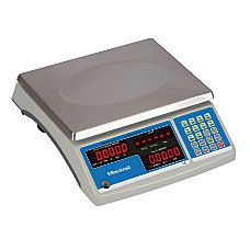 Brecknell CountingCoin Scale 60 Lb Capacity