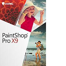 Corel PaintShop Pro X9 Download Version