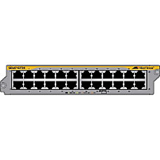 Allied Telesis 24 Port 101001000T Ethernet