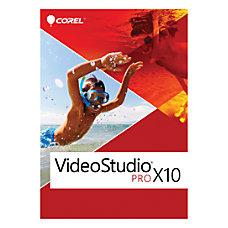 Corel VideoStudio Ultimate X10 Traditional Disc