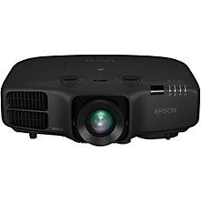 Epson PowerLite 4855WU LCD Projector 1080p