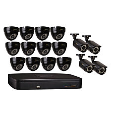 Q See 16 Channel Surveillance System