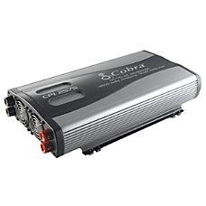 Cobra 2500W DC to AC Power