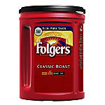 Folgers Classic Roast Coffee 48 Oz